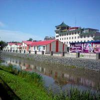 Китайская стена в Находке, Находка