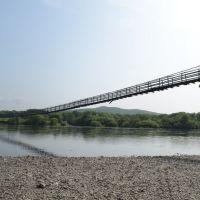 Мост через реку Бол. Уссурка, Новопокровка