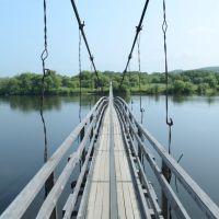 Мост через реку Бол. Уссурка 2, Новопокровка