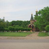 Ольгинская церковь, Ольга