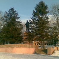 Ленин жив!, Партизанск
