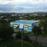 Плавательный бассейн в г. Партизанске, Партизанск
