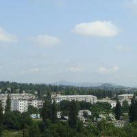 Вид из окна, Партизанск