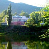 """Озеро на """"Швейной фабрике"""", Партизанск"""