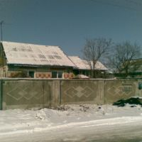 дом на ул.Арсеньева, Покровка