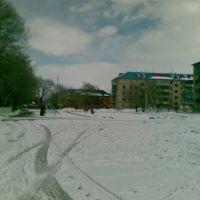 Задворки ул.Советов, Покровка