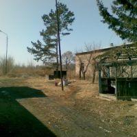 двор очистных, Покровка