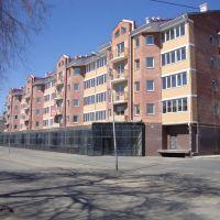 новый дом в центре, Покровка