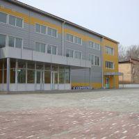 новый спорт зал, Покровка