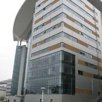 Студенческий центр, ДВФУ, август 2013, Русский