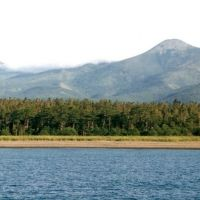 Берег вблизи устья р. Самарга, Самарга