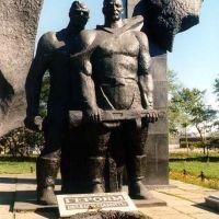 Вечная память Героям Хасана | Eternal memory to heroes of Khasan, Славянка