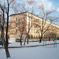 Slavyankas High School #1 (8A Molodezhnaya str.), Славянка