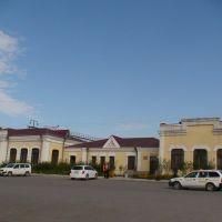 Железнодорожный вокзал. Спасск-Дальний, Спасск-Дальний