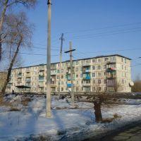 Краснознаменная 11, Спасск-Дальний