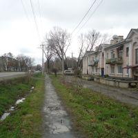 Краснознаменная, Спасск-Дальний