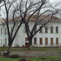 Бывшая школа №7, Спасск-Дальний