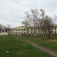 Дом Офицеров Советской Армии, Спасск-Дальний
