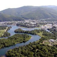 Terney, Serebryanka river, Терней