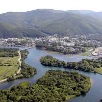 Terney, Serebryanka river2, Терней