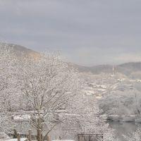 Апрельский снег, Терней