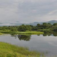 Serebryanka river, Терней