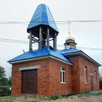 Church in Terney, Терней