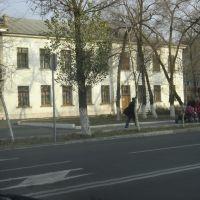Старая 25 школа., Уссурийск