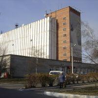 Телефонная станция, ул.Советская., Уссурийск