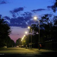 Вечер, Уссурийск