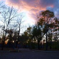 Осень пришла, Уссурийск