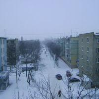 Снегопад/Snowfall, Уссурийск