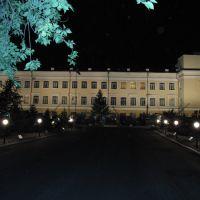 ночной город, Уссурийск