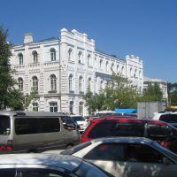 Почтамт (ул. Калинина), Уссурийск
