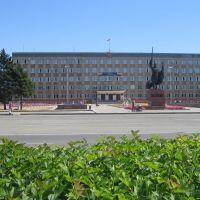 в центре Уссурийска (ул. Некрасова), Уссурийск