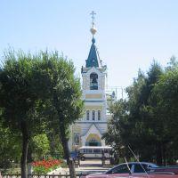 Святопокровский храм, Уссурийск