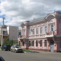 Дом на ул. Октябрьской, Уссурийск