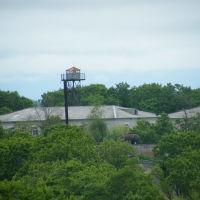 Сторожевая башня в КНДР, Хасан