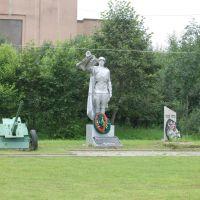 Памятник участникам Хасанских боев., Хасан