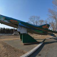 Истребитель-бомбардировщик Су-17М, с. Хороль, Хороль