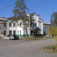 """Бывший ресторан """"Весна"""" (10.2010), Черниговка"""