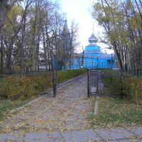 Вход в парк (10.2010), Черниговка