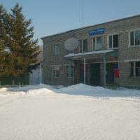 МРЭО ГИБДД Чугуевского района (в здании бывшего ЛПХ), Чугуевка