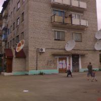Пятиэтажка в центре, Чугуевка