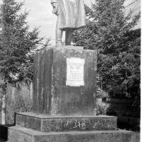 Памятник Сергею Лазо, 1981 год, Чугуевка