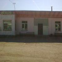 Bus settlement Bezhanitsy, Бежаницы