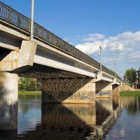 The bridge / мост, Великие Луки
