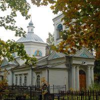 Казанская церковь., Великие Луки