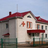 Новое здание Скорой помощи., Великие Луки
