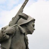 Памятник А Матросову, Великие Луки